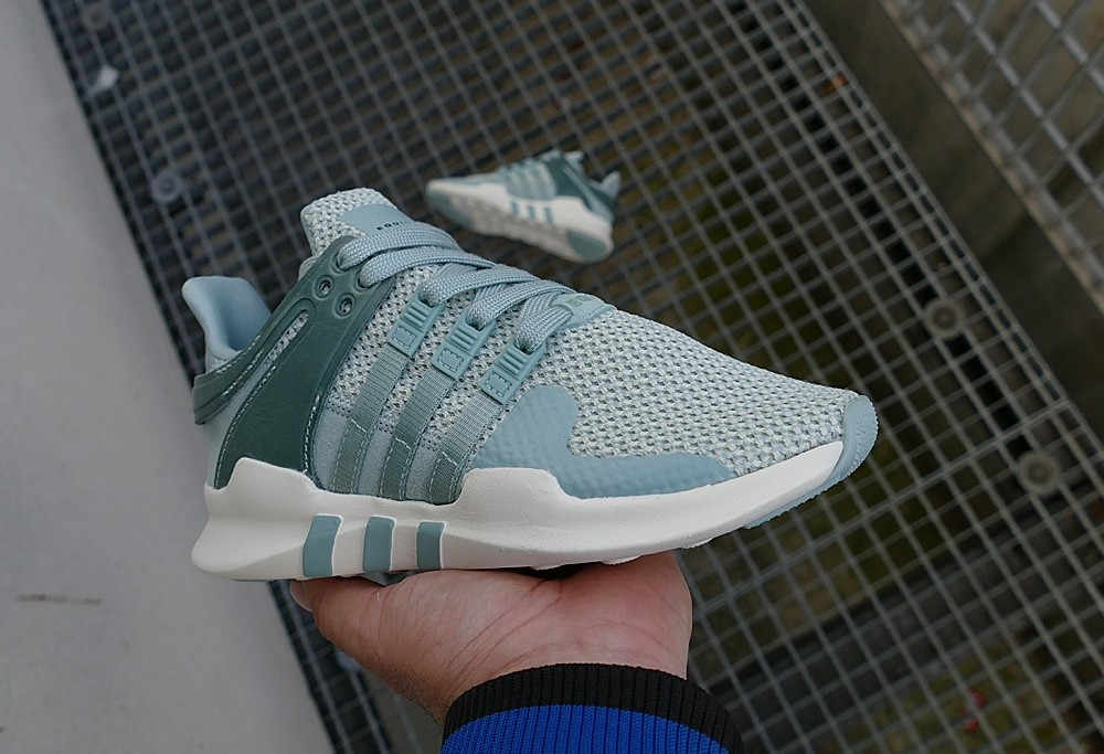 premium selection f65eb 2a040 adidas EQT Support ADV WMN Tactile Green