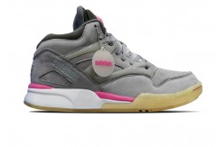 Reebok x Solebox Pump Omni Lite Grey/White/Pink