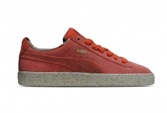 Puma Basket x Careaux Porcelain Rose/White