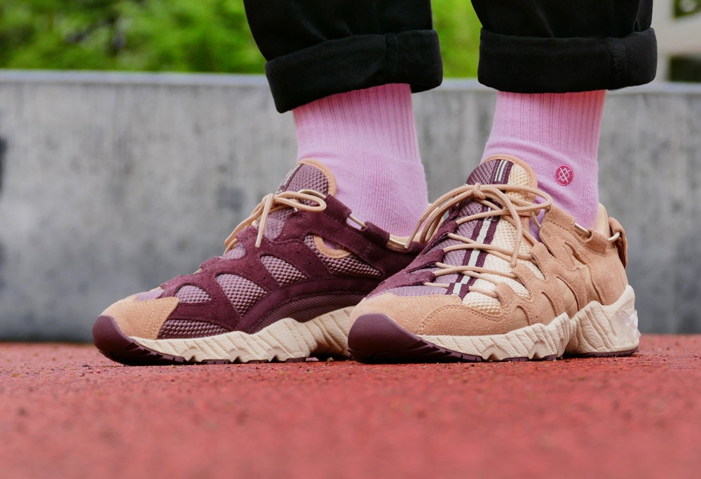 buy online 25f3c 461b6 Asics Gel Mai Amberlight/Rose Taupe