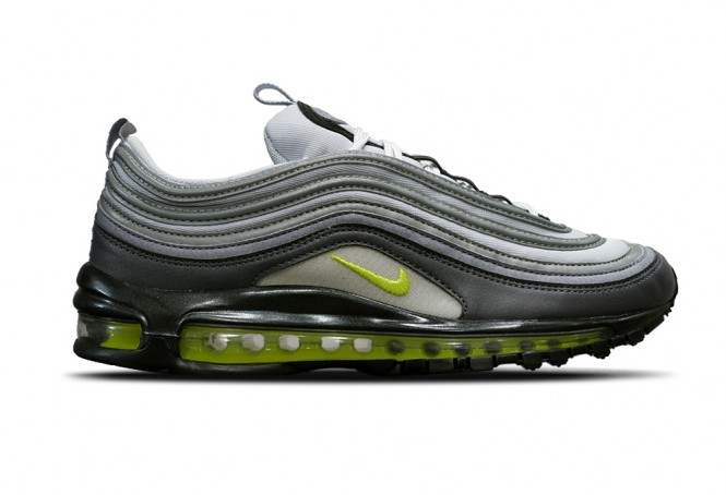 Air Max 97 Grey/Volt