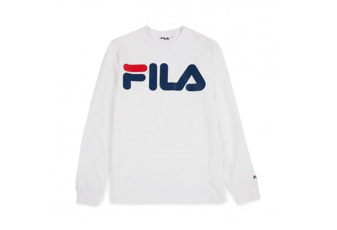 Fila Classic Logo LS Tee
