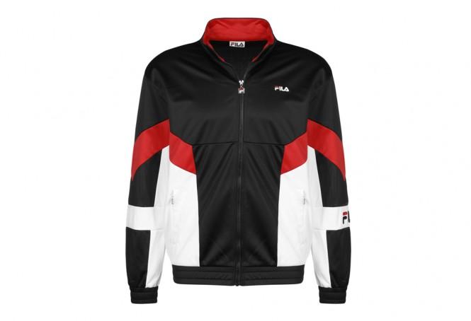 Jacket Fila Talbot Redwhitenavy Track True 8Owk0XnP