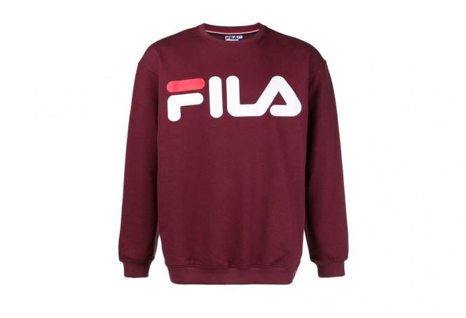 Fila Classic Logo Sweat