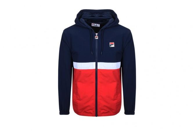 Fila Tate Half Zip Jacket