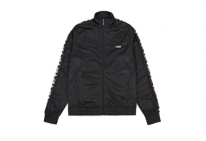 Fila Men Tape Trackjacket
