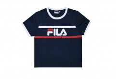 Fila Women Ashley Cropped Tee