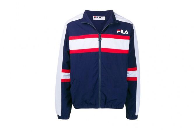 Fila Carter Colour Pop Stripe Jacket