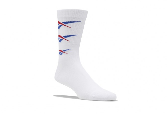Chaussettes Reebok repeat vector