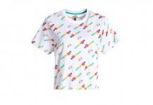 Crop T-shirt Ellesse Lan