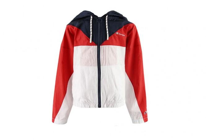 Champion Hooded full-Zip sweatshirt