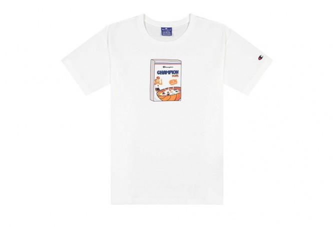 Athletic Graphic T-shirt champion