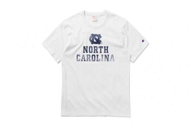 College Reverse Weave Tee Shirt