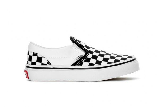 Vans checkerboard Classic Slip on
