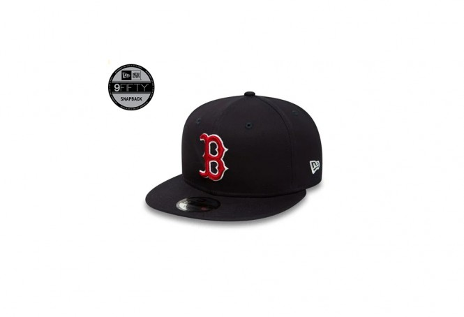 Boston Red Sox Essential Navy 9FIFTY Cap