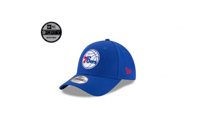 Casquette 9FORTY Philadelphia 76ers