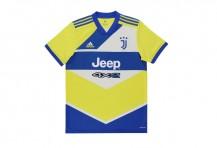 Juventus 21/22 Third Authentic Jersey
