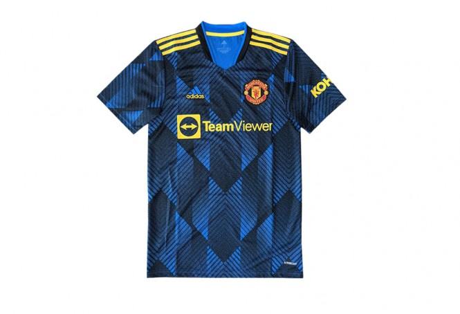 Manchester United Thrid Jersey 2021/22