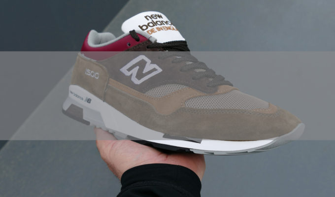 New Balance 1500 & 770 Made In UK « Autumn Tones »