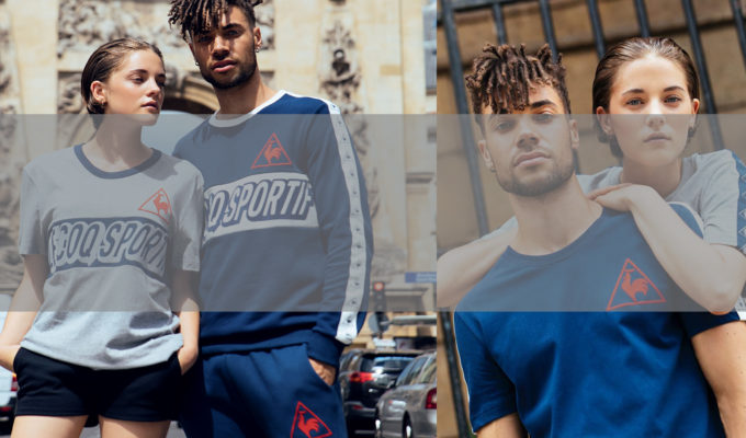 Le Coq Sportif Capsule Retro Foot & Tennis fall17
