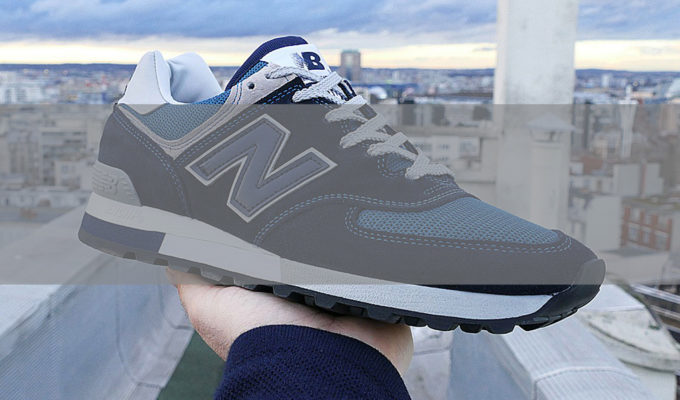 the Original New Balance 576 !! 30ème Anniversaire