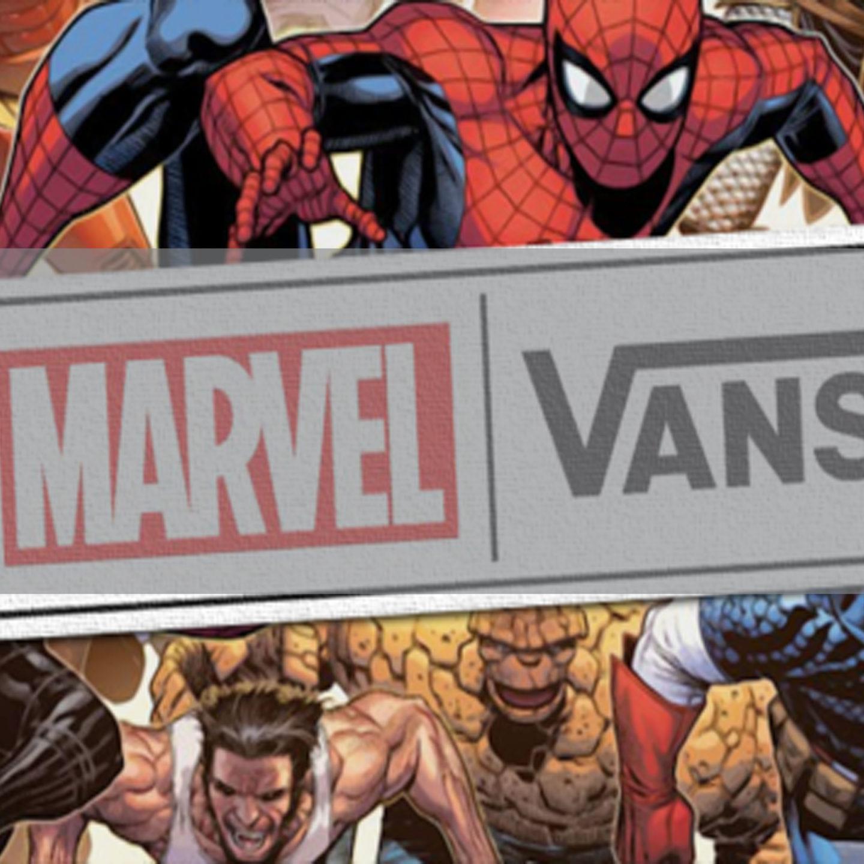 VANS X MARVEL collaboration